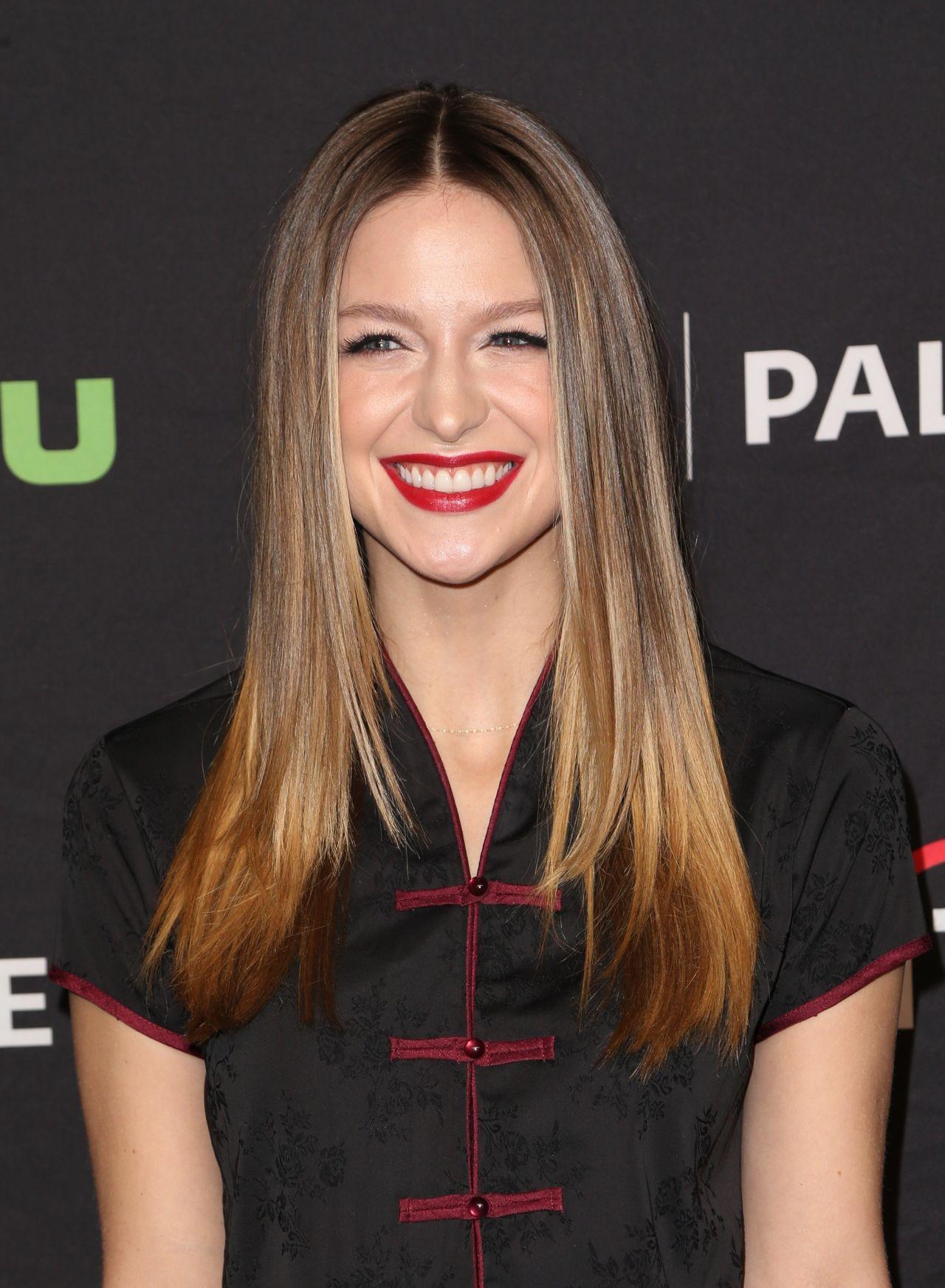 Melissa Benoist - PaleyFest LA: CW's Heroes & Aliens in ...