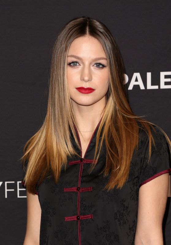 Melissa Benoist - PaleyFest LA: CW's Heroes & Aliens in Hollywood 3/18/ 2017