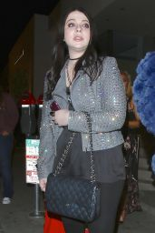 Michelle Trachtenberg - After Dinner at Catch LA in Los Angeles 3/24/ 2017
