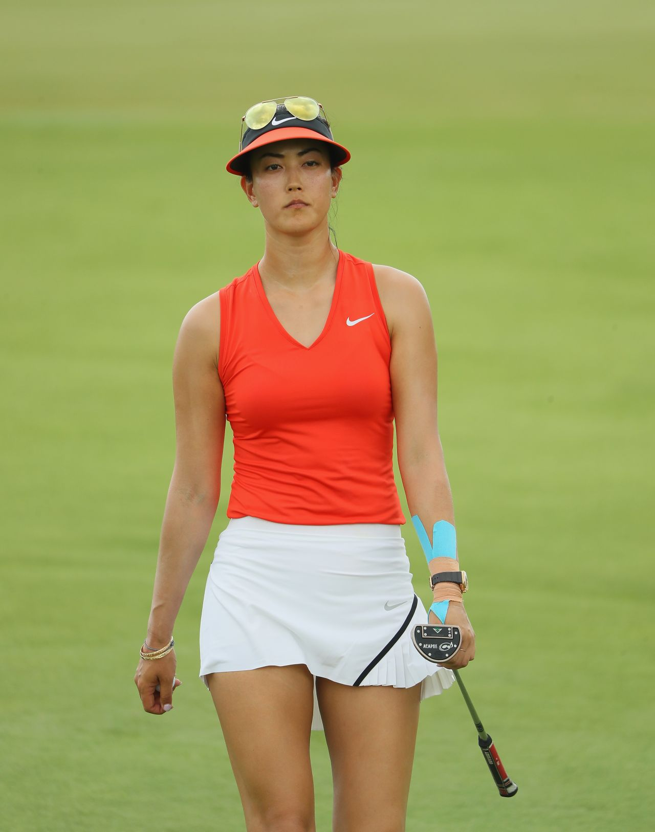 Michelle Wie - 2017 Hsbc Womens Champions Round Four In -1594