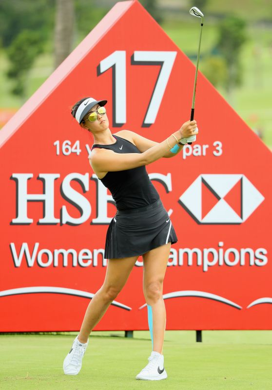 Michelle Wie - 2017 HSBC Women