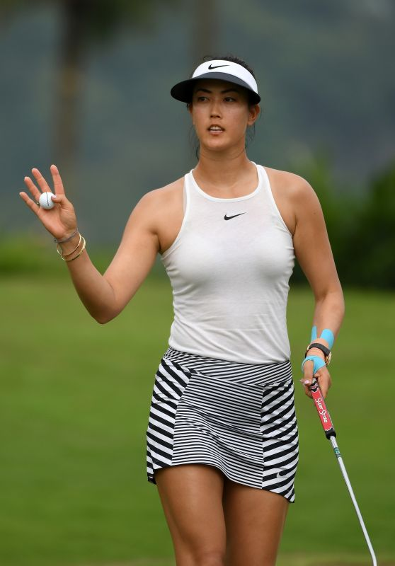 Michelle Wie - HSBC Women