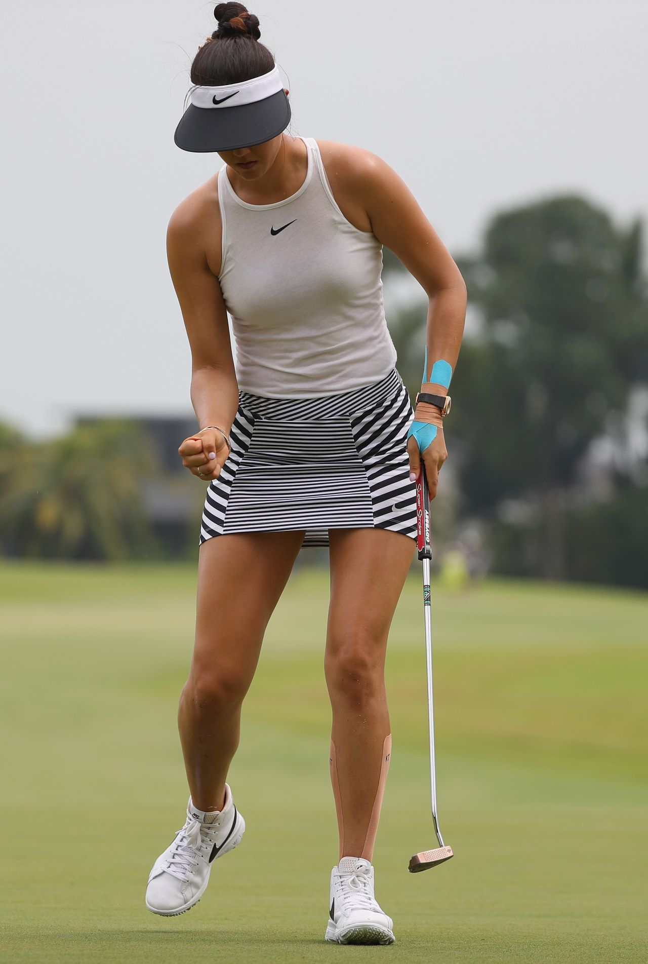 Michelle Wie Hsbc Women S Champions Round Three In