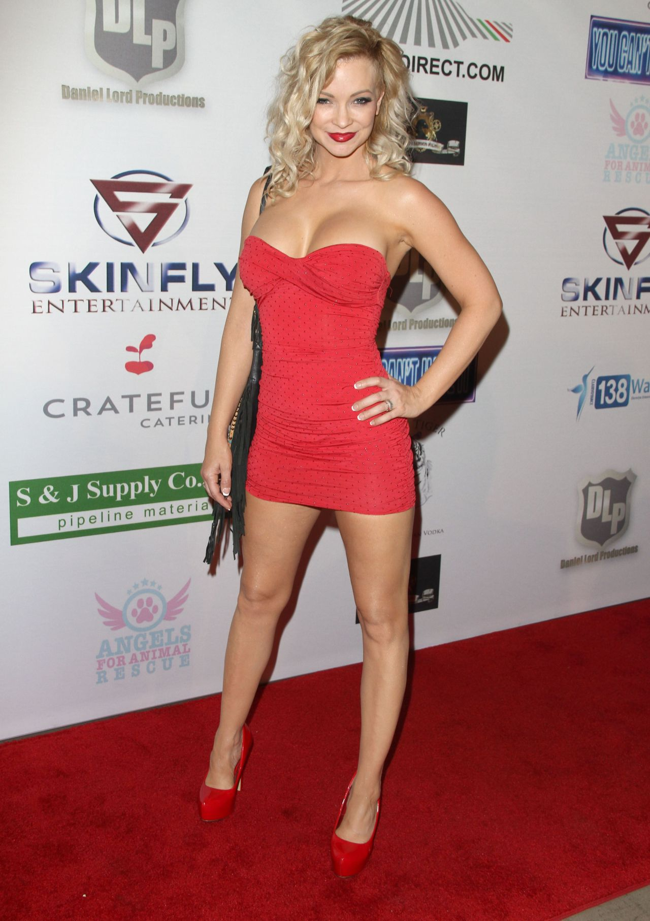 Mindy Robinson You Cant Have It Movie Premiere In Los Angeles