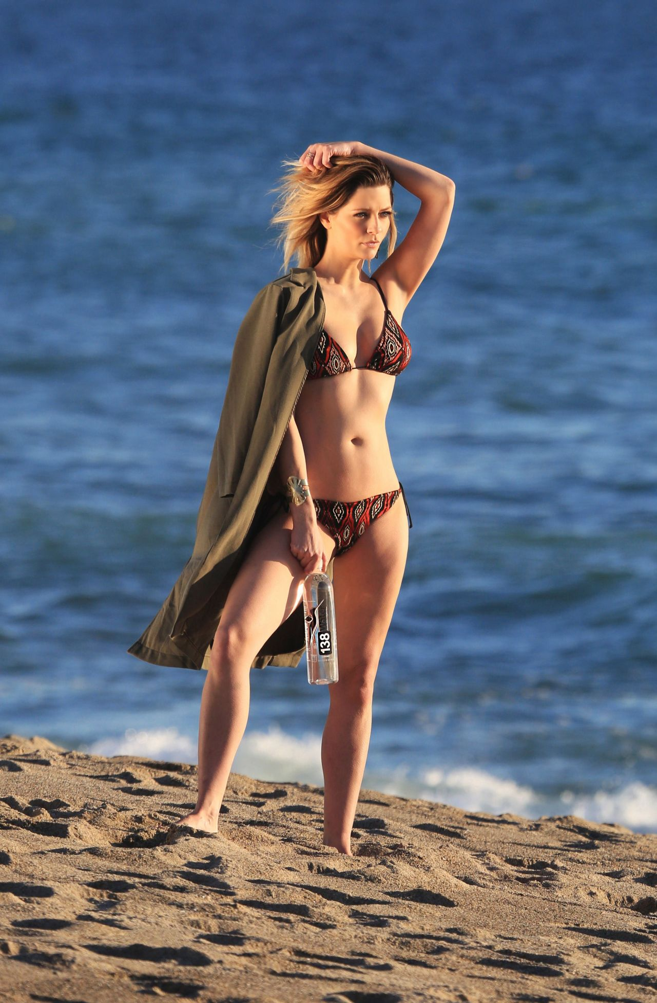 Mischa Barton - 138 Water Photoshoot in Huntington Beach 3 ...