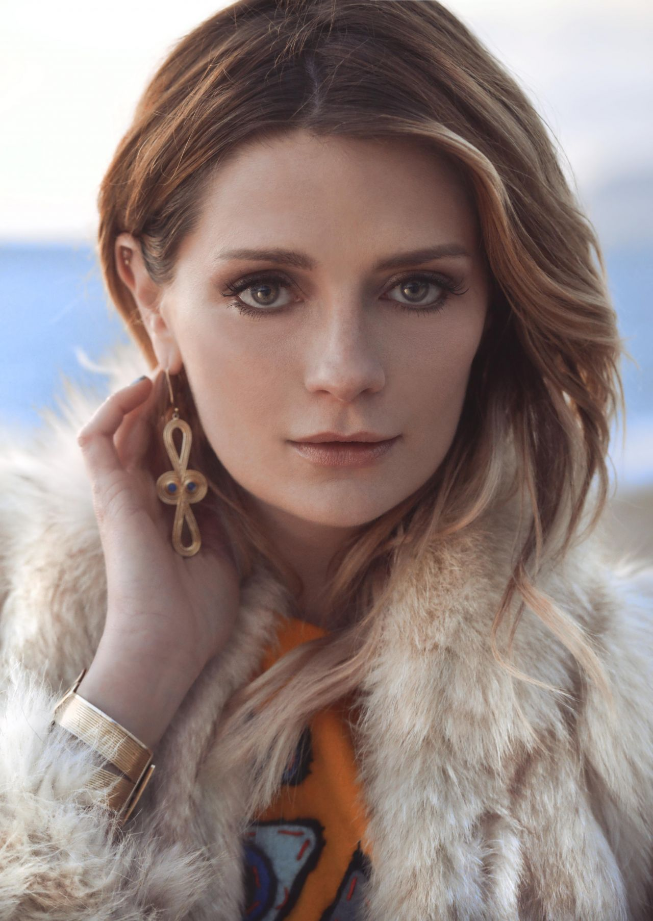 Mischa Barton - Bikini Photoshoot for 138 Water in Malibu ...