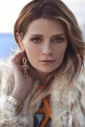 Mischa Barton - Bikini Photoshoot for 138 Water in Malibu 3/13/ 2017