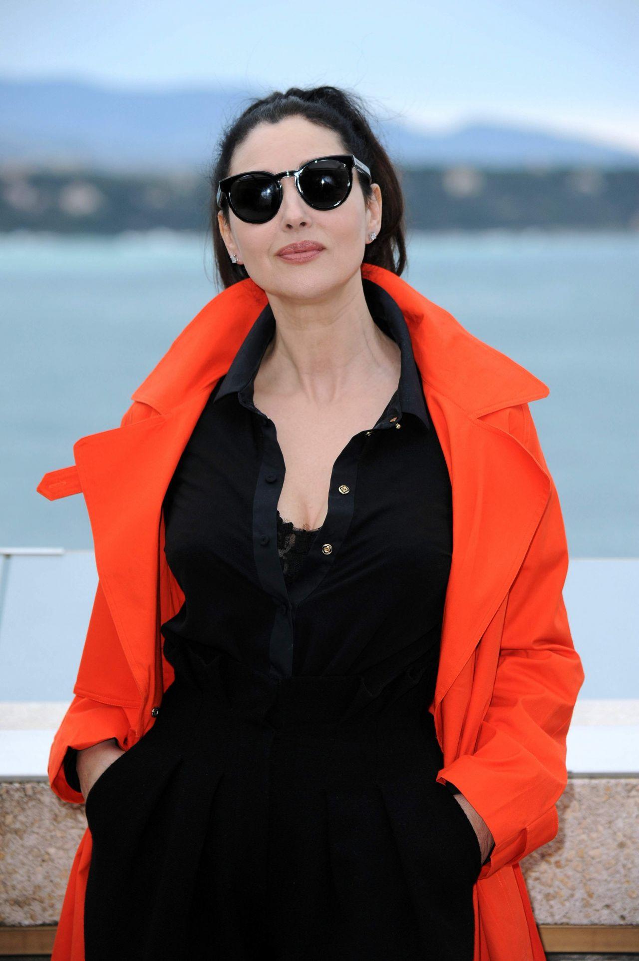Monica Bellucci At Monte Carlo Comedy Film Festival Photocall In Monaco 3 5 2017