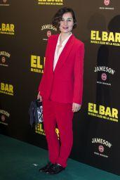 """Nadia de Santiago – """"El Bar"""" Movie Premiere in Madrid 3/22/ 2017"""