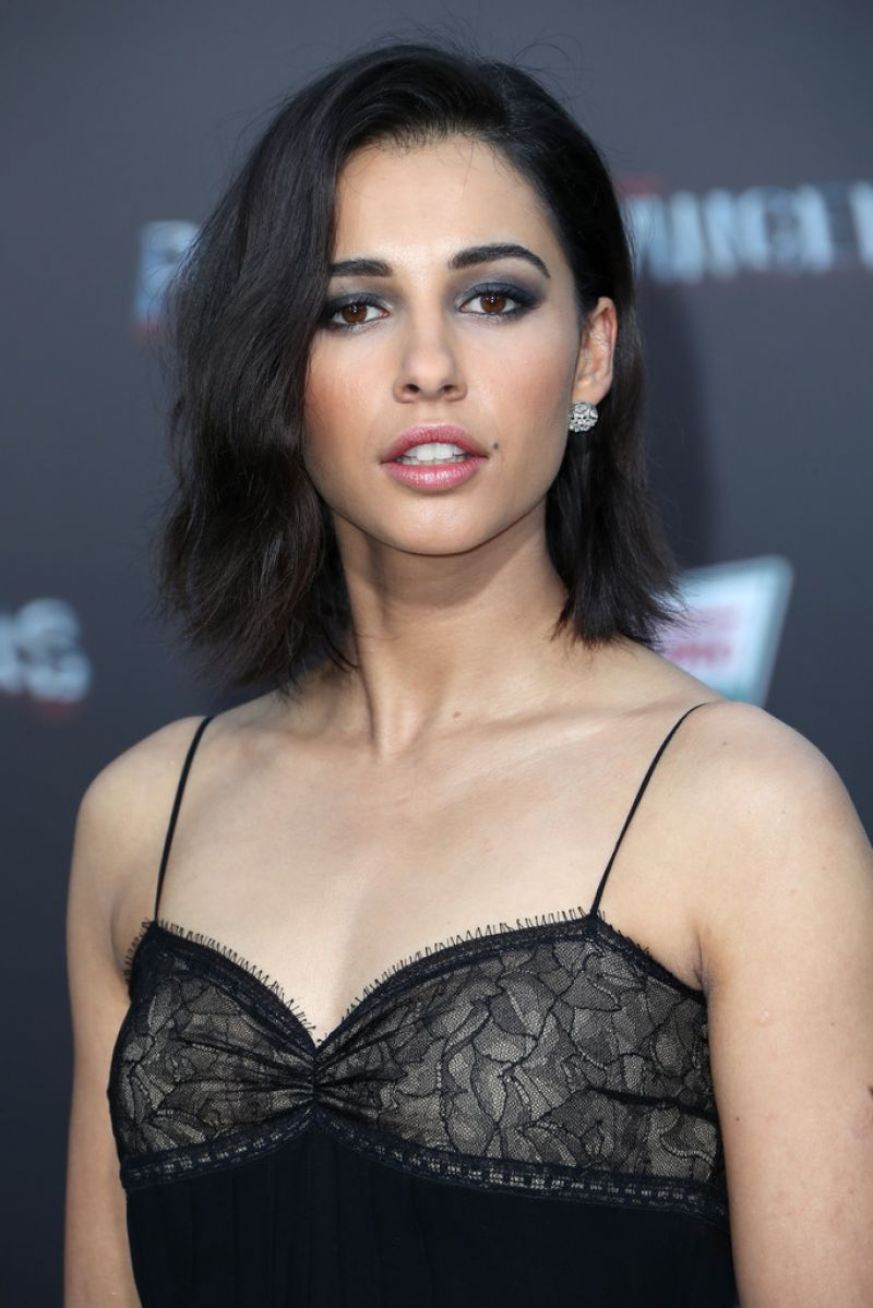 Naomi Scott Power Rangers Premiere In Los Angeles 3 22