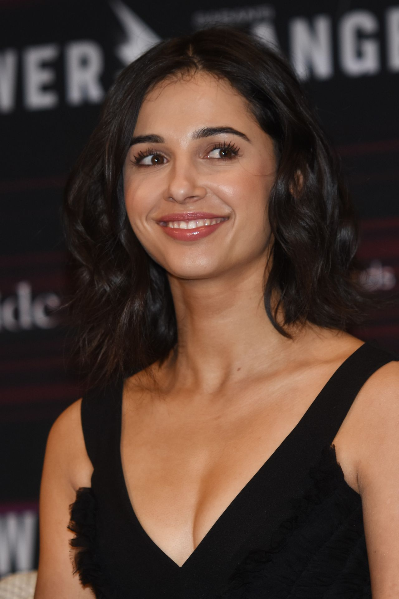 Naomi Scott - 'Power Rangers' Press Conference in Mexico ...