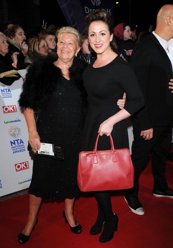 Natalie Cassidy & Laila Morse – The National Film Awards 2017 in London