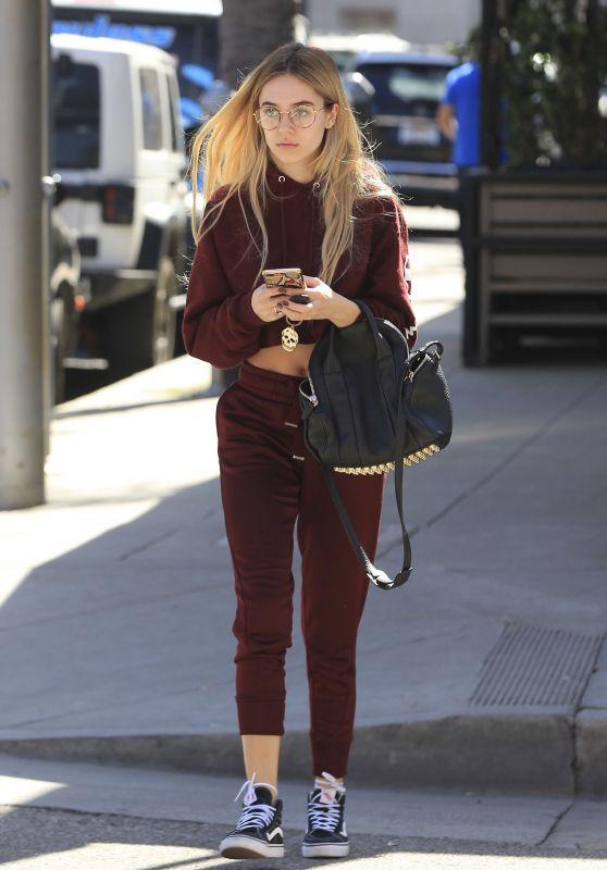 Nicola Peltz in Casual Attire - Running Errands in Beverly Hills 3/8/ 2017