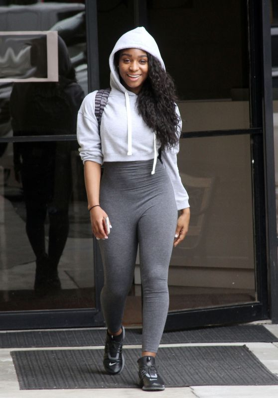 Normani Kordei - Out in Los Angeles 3/5/ 2017