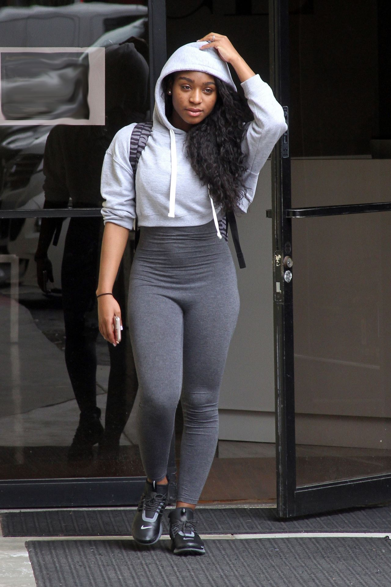 Normani Kordei Out In Los Angeles 3 5 2017