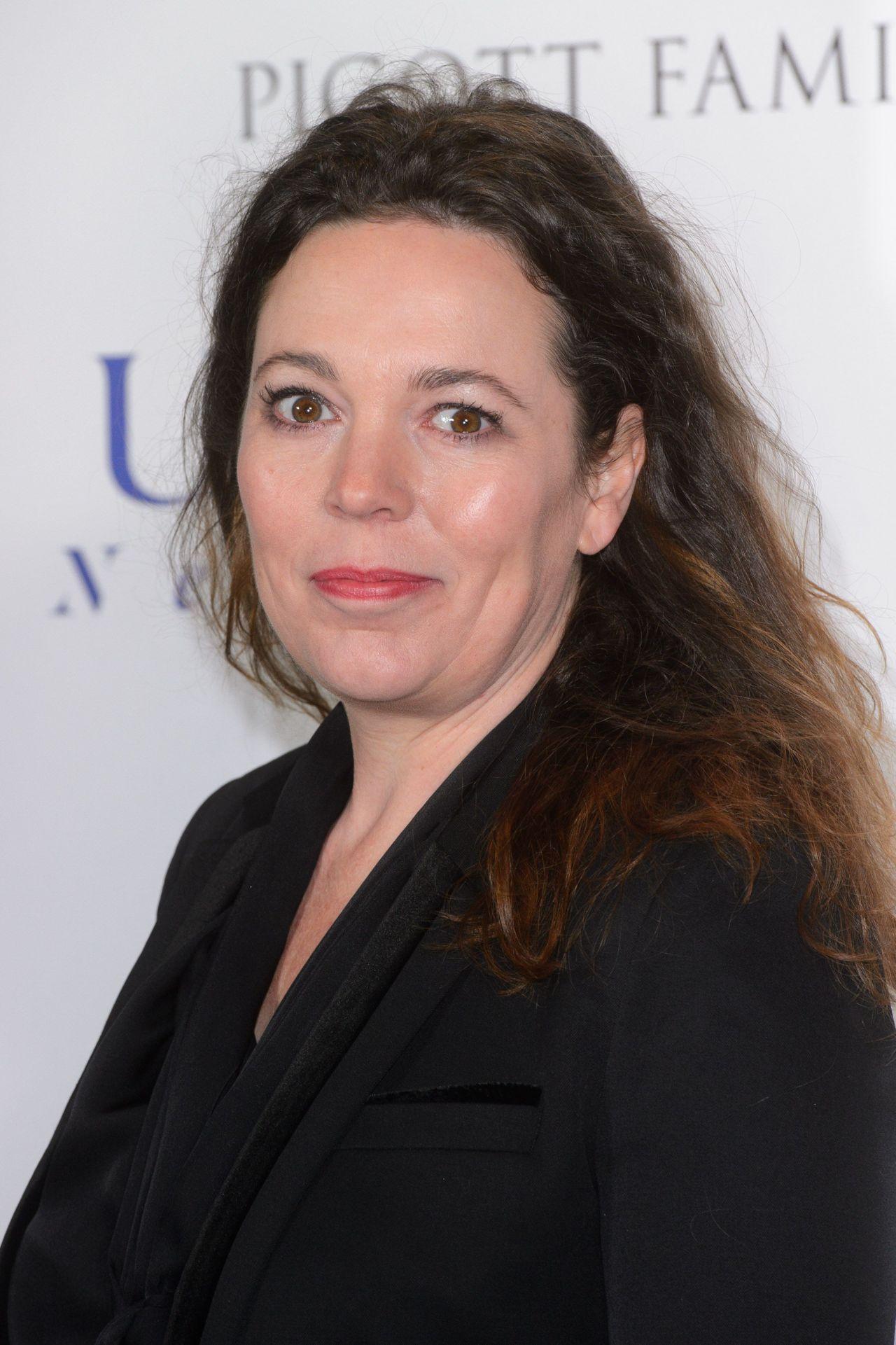 Olivia Colman – The National Theatre Gala in London 3/7/ 2017 Olivia Colman