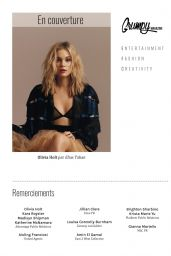 Olivia Holt - Grumpy Magazine France February/March 2017 Issue