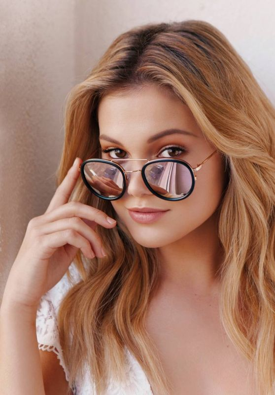 Olivia Holt - Perverse Sunglasses March 2017 Photoshoot