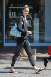 Paige Butcher in Spandex - Beverly Hills 3/1/ 2017
