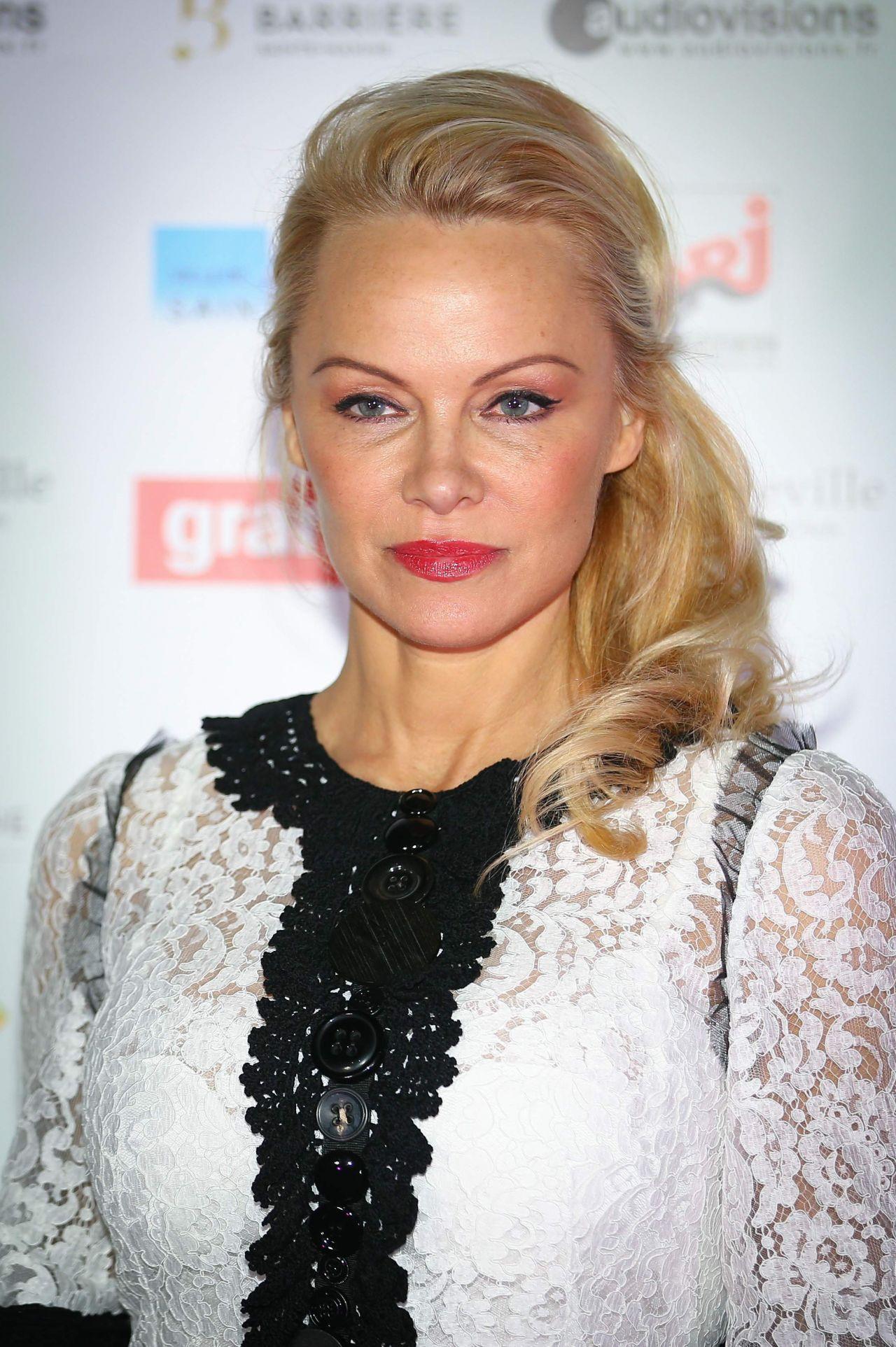 Pamela Anderson - Pamela Anderson Foundation Gala in ... памела андерсон
