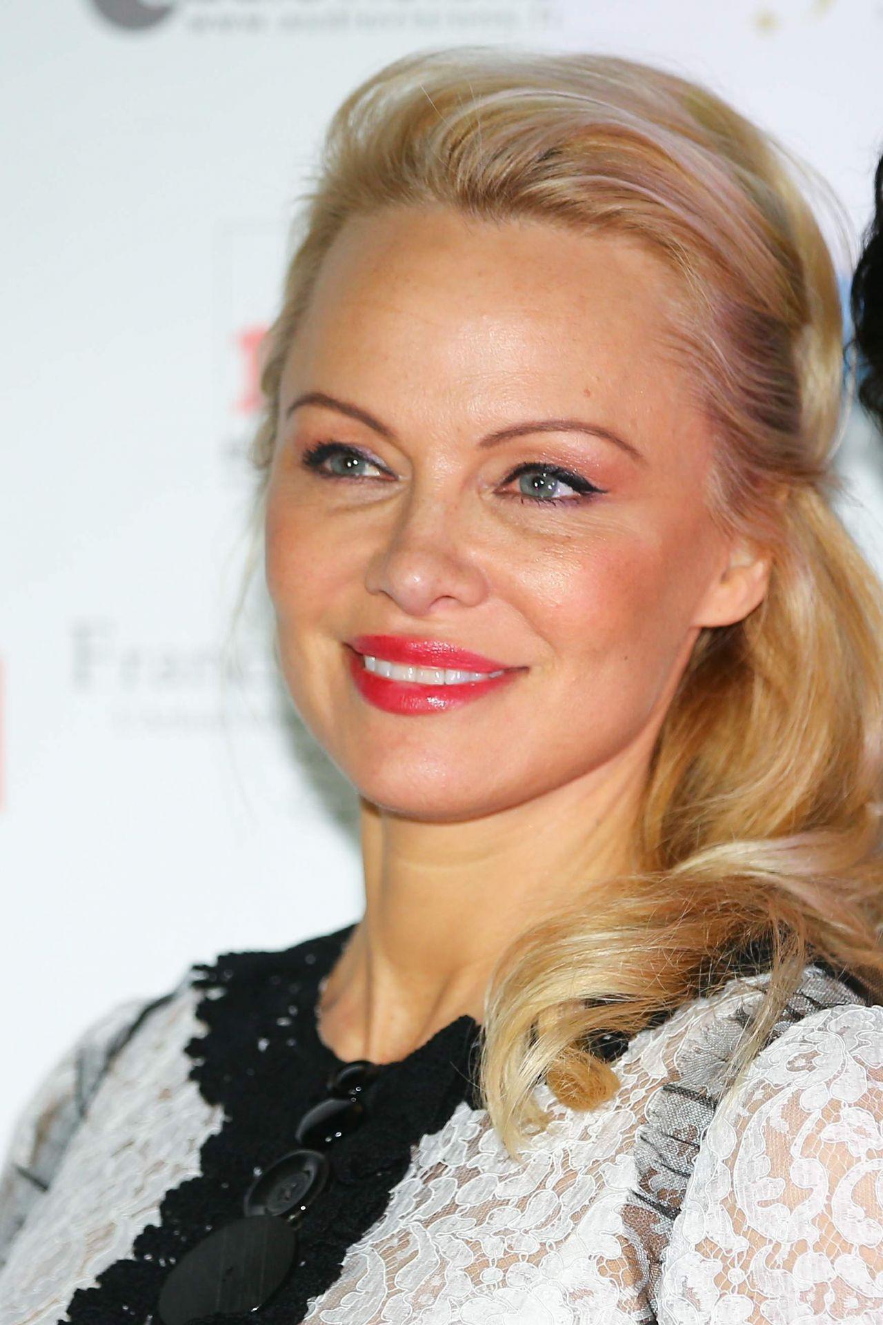Pamela Anderson Pamela Anderson Foundation Gala In