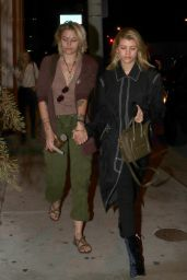 Paris Jackson and Sofia Richie - Arrive at Catch LA in West Hollywood 3/3/ 2017