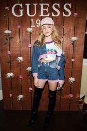 Peyton Roi List – GUESS 1981 Fragrance Launch in Los Angeles 3/21/ 2017