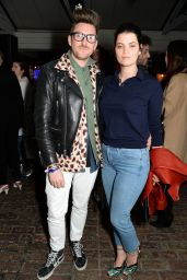 Pixie Geldof at Taylor Hill x Joe's Jeans Party in London 3/9/ 2017