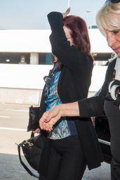 Priscilla Presley at LAX Airport in Los Angeles 3/18/ 2017