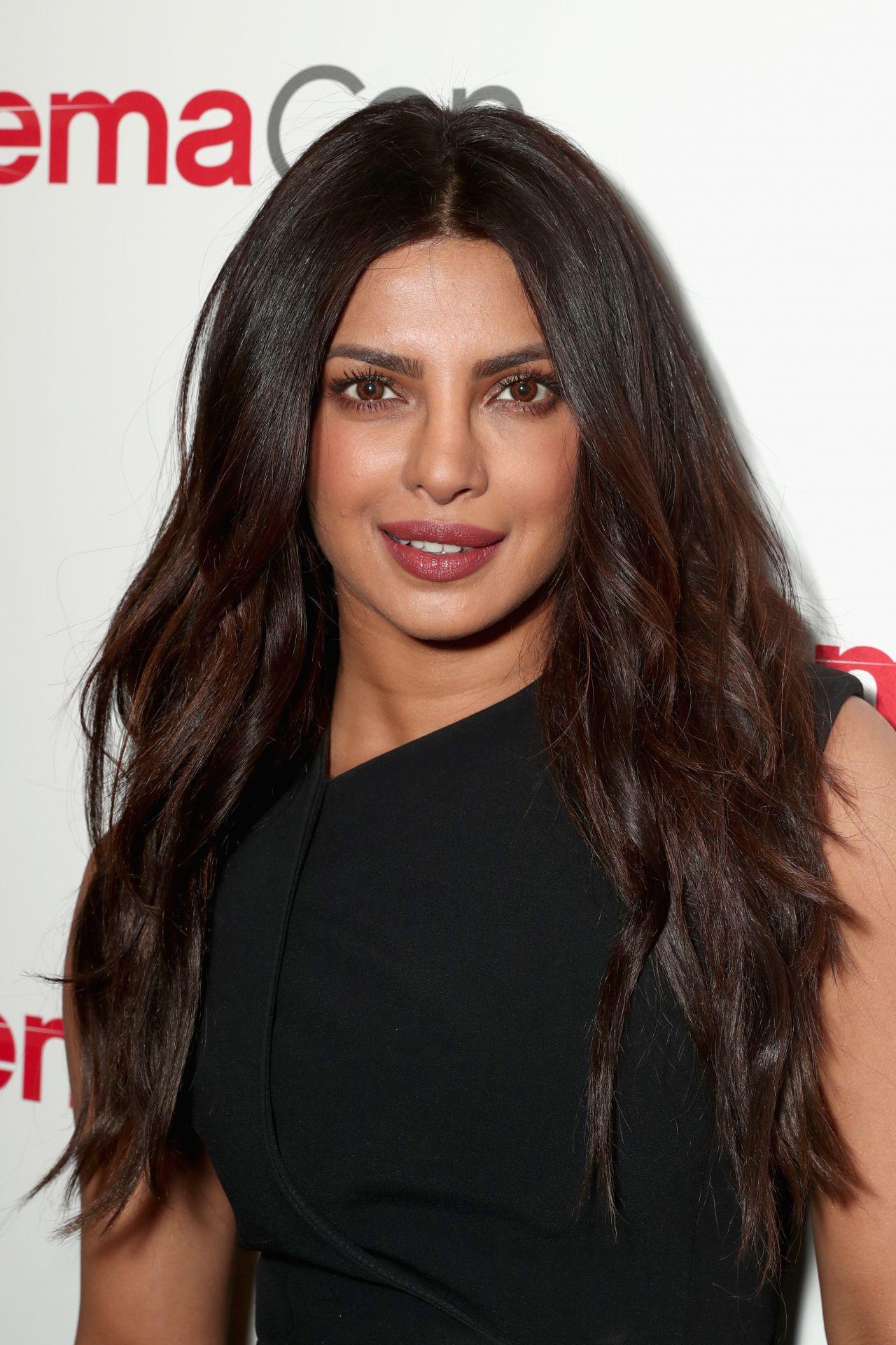 Priyanka Chopra At Cinemacon 2017