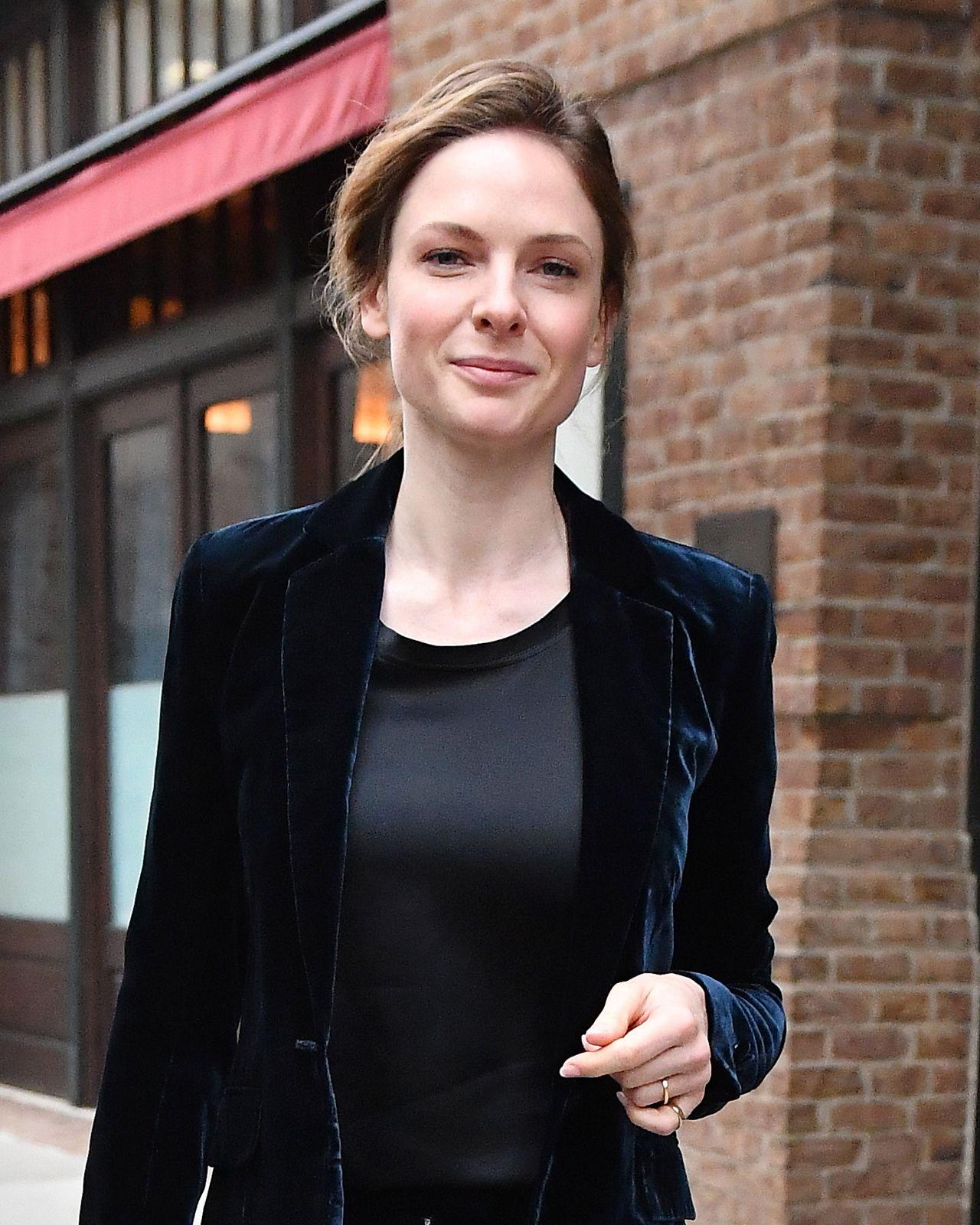 Rebecca Ferguson - Out in New York City 3/21/ 2017