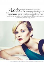 Reese Witherspoon - Grazia Italia N12, March 9th, 2017