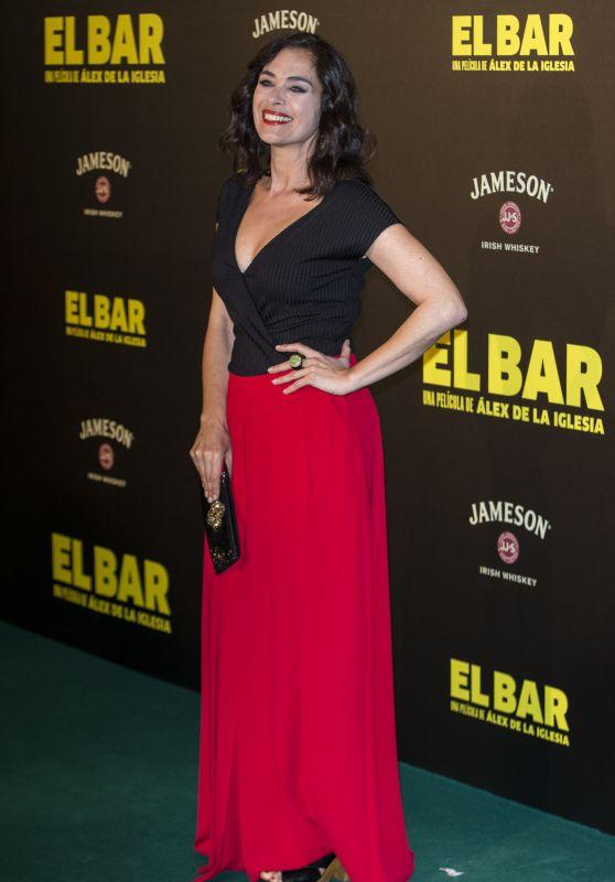 """Rocio Munoz – """"El Bar"""" Movie Premiere in Madrid 3/22/ 2017"""