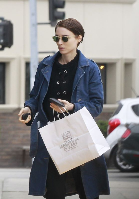 Rooney Mara - Out in Los Angeles 3/22/ 2017