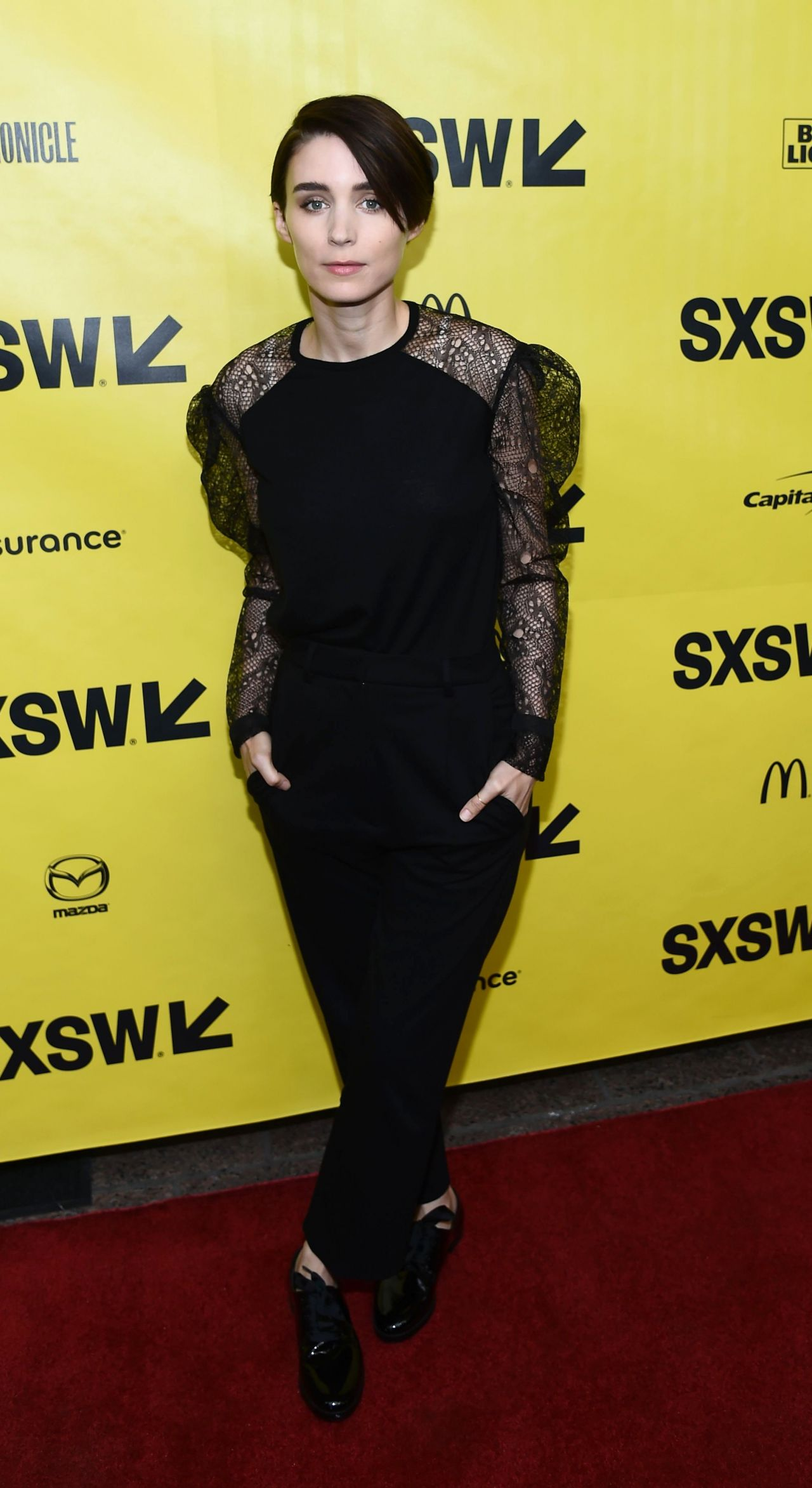 Rooney Mara Song To Song Premiere At Sxsw Film Festival