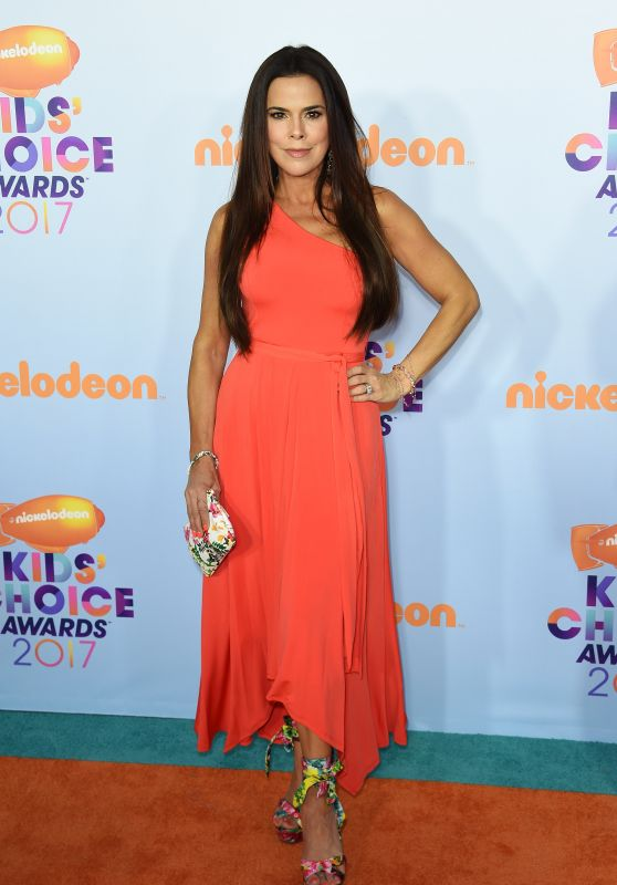 Rosa Blasi – Nickelodeon Kids Choice Awards 2017 in Los Angeles