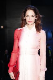 Ruth Wilson at Paris Fashion Week – Christian Dior Show 3/3/ 2017