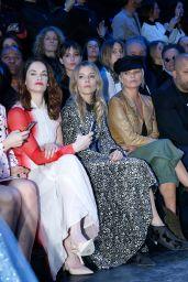 Ruth Wilson at Paris Fashion Week – Christian Dior Show 3/3/ 2017