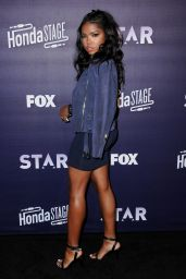 Ryan Destiny – Honda Stage Celebrates the mMsic of FOX's Star in Burbank 3/14/ 2017