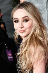 Sabrina Carpenter – iHeartRadio Music Awards in Inglewood 3/5/ 2017