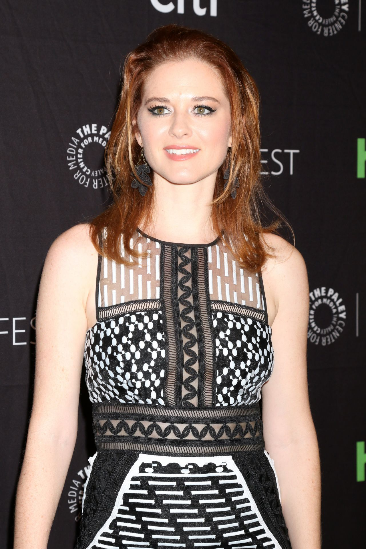 Sarah Drew At Media S 34th Annual Paleyfest Los Angeles 3