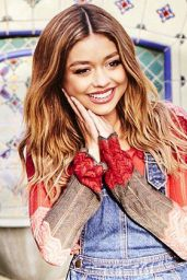 Sarah Hyland - Candies Spring 2017 Collection Photoshoot
