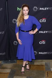 "Sasha Pieterse – ""Pretty Little Liars"" Presentation at Paleyfest in LA 3/25/ 2017"