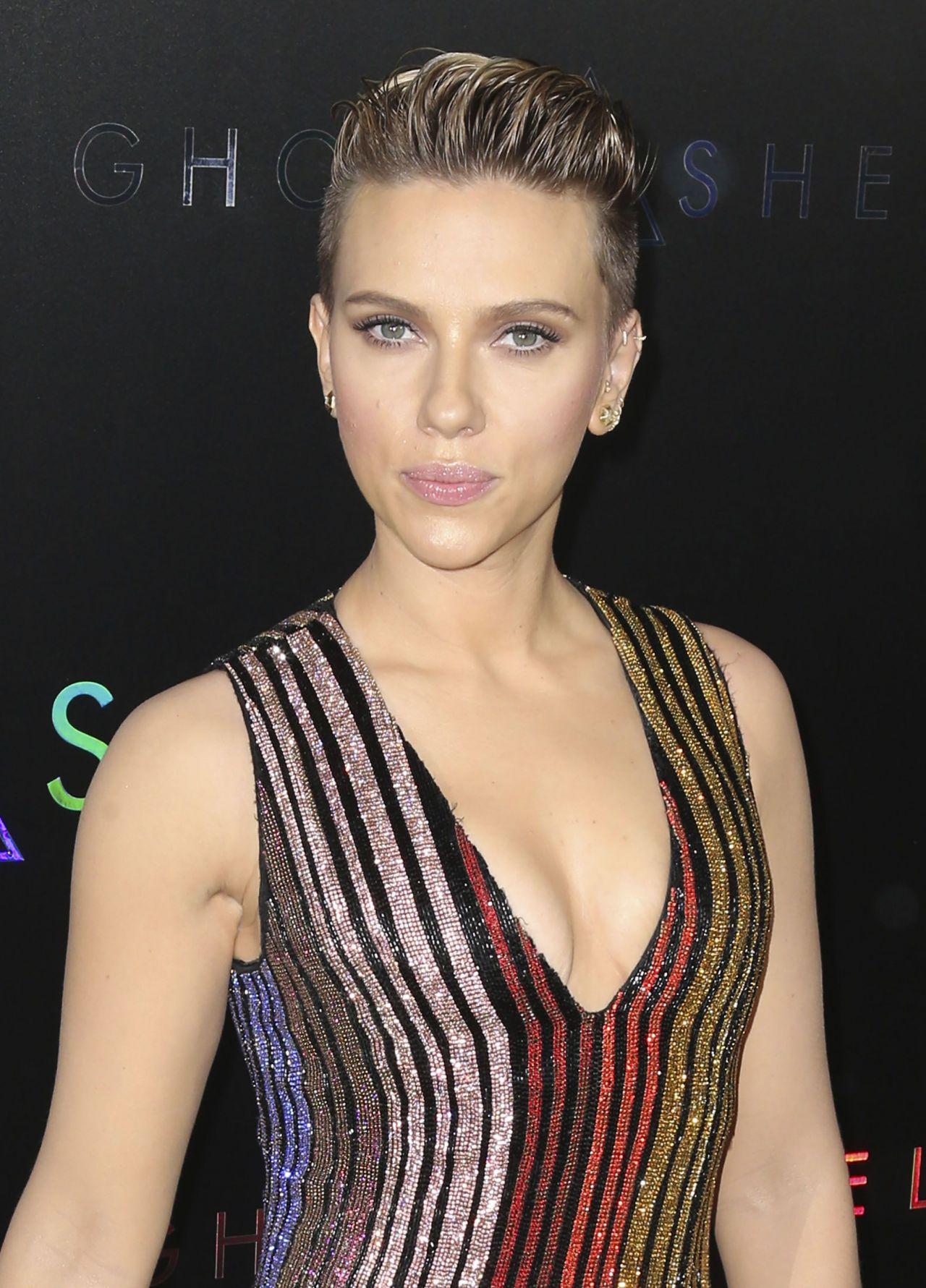 Scarlett Johansson - &...