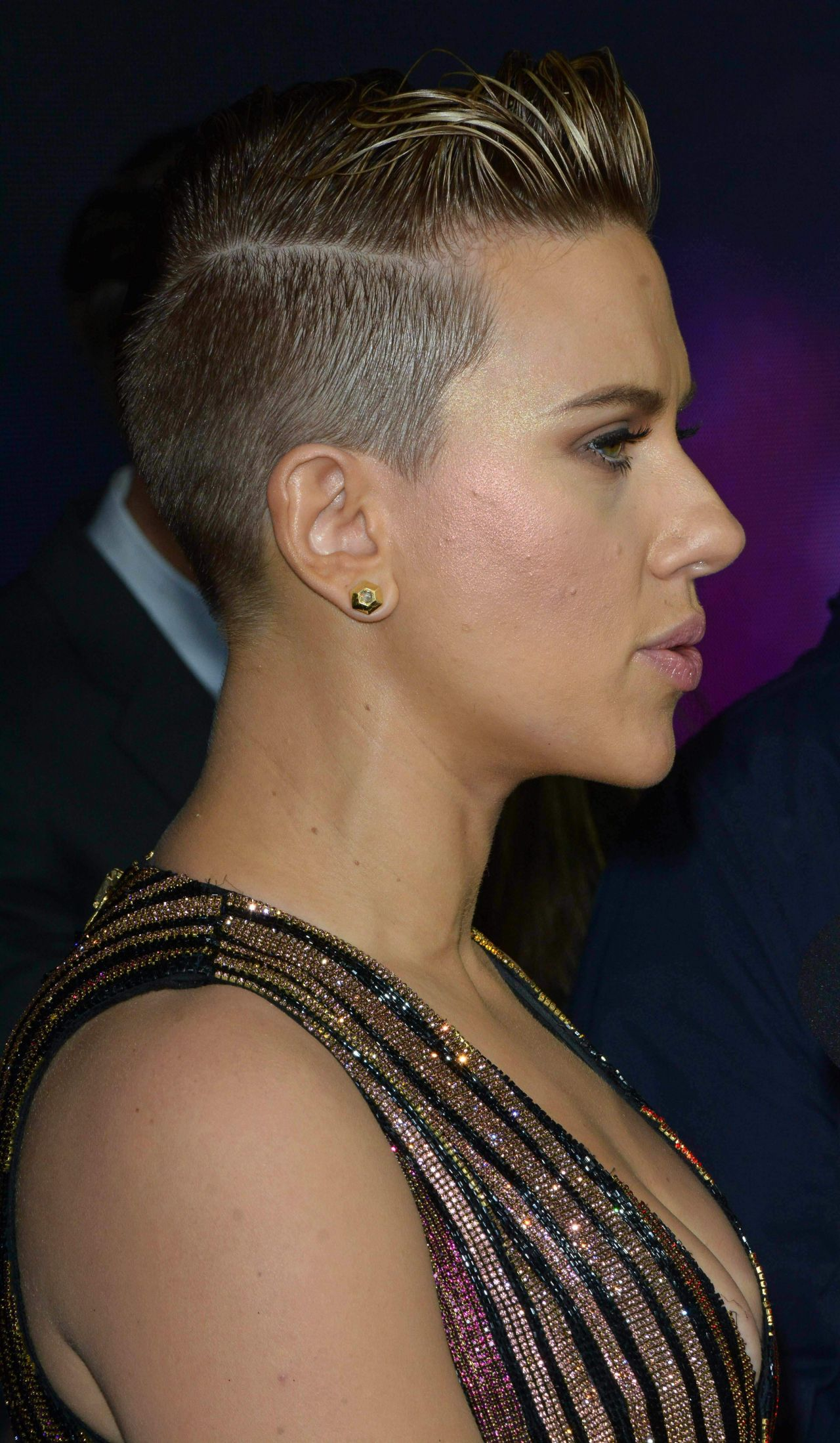 Scarlett Johansson Quot Ghost In The Shell Quot Premiere In Nyc