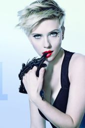 Scarlett Johansson - Photoshoot for Saturday Night Live March 2017