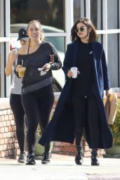Selena Gomez - Out for Breakfast in Los Angeles 3/7/ 2017