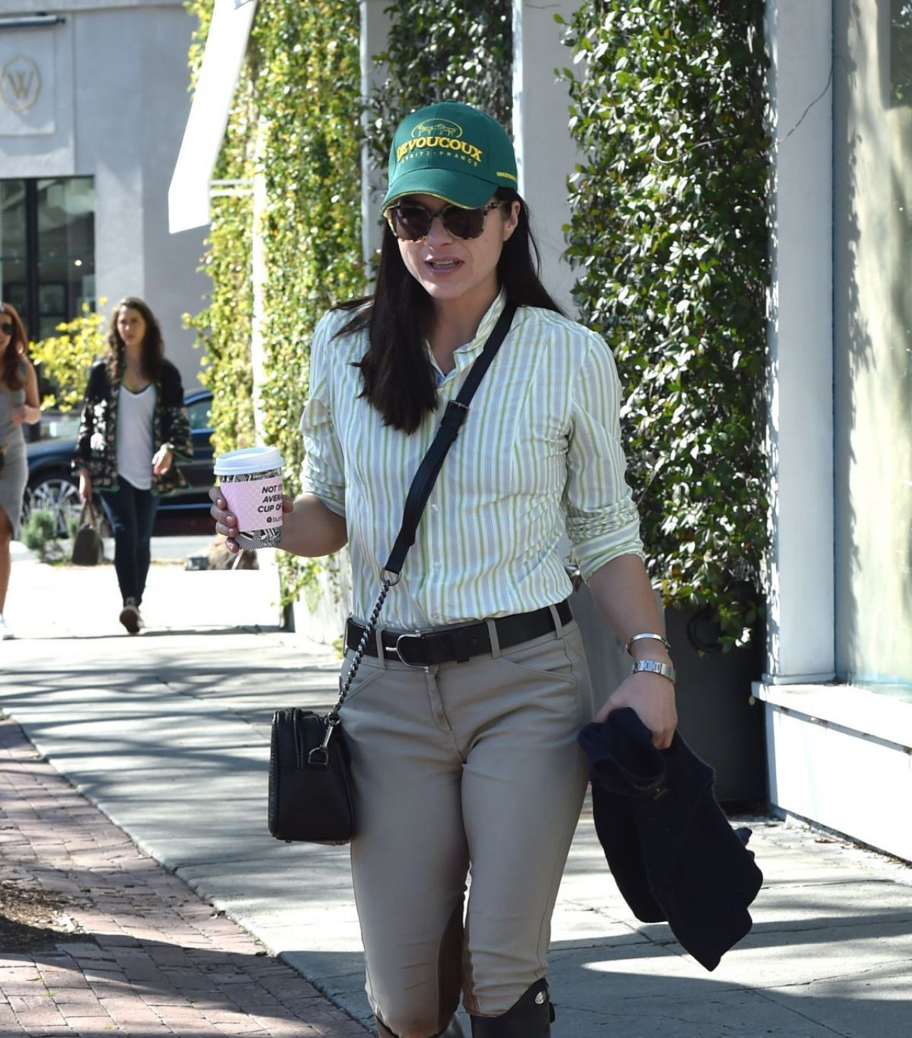 Selma Blair - Out in West Hollywood 3/1/ 2017