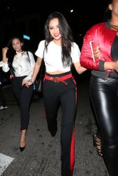 Shay Mitchell - Parties at the Tao Night Club in Hollywood 3/16/ 2017