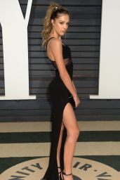 Sistine Stallone at Vanity Fair Oscar 2017 Party in Los Angeles